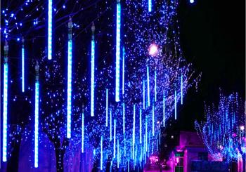 SOPLE LED DEKORACYJNE BLUE 3,2m